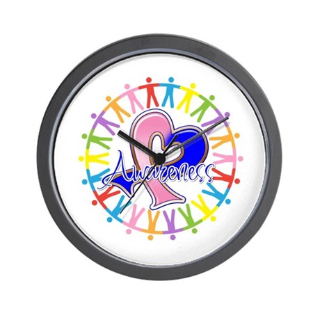 SIDS Unite in Awareness Wall Clock