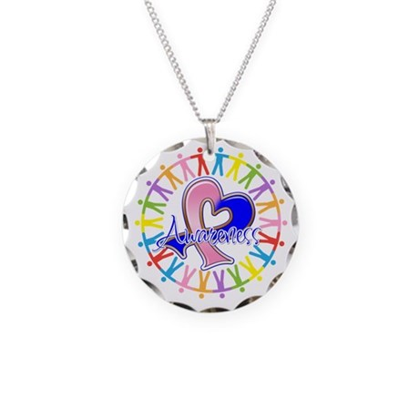 SIDS Unite in Awareness Necklace Circle Charm