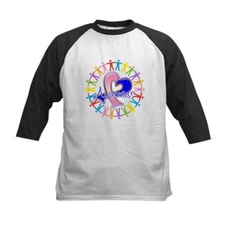 SIDS Unite in Awareness Kids Baseball Jersey