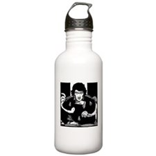 Edgar Allen Poe Water Bottle