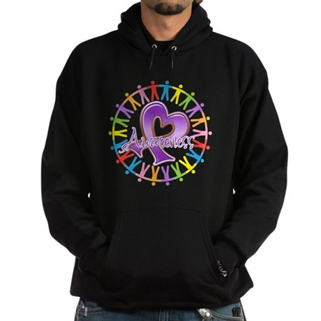 Sarcoidosis Unite in Awarenes Hoodie (dark)