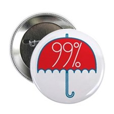 "99% Umbrella 2.25"" Button (10 pack)"