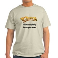 Where everybody knows your name T-Shirt