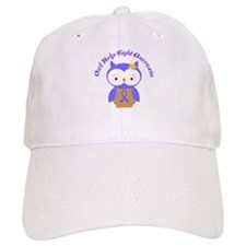 Help Fight Anorexia Periwinkle Hat