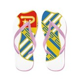 Unique Bumper Flip Flops