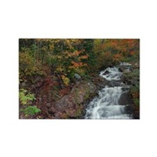 Minnesota waterfall Rectangle Magnet
