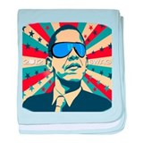 Barack Obama Shirts - 2012 Sw baby blanket