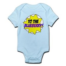 Psych, To The Blueberry! Infant Bodysuit