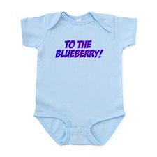 Psych, Blueberry! Infant Bodysuit