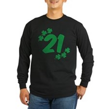 21st Irish Birthday T