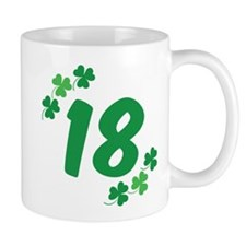 18th Irish Birthday Mug