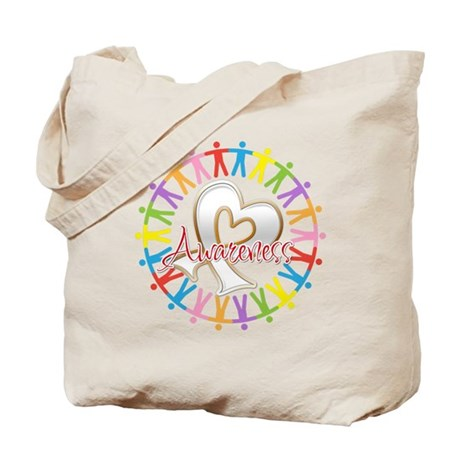 Retinoblastoma Unite Tote Bag