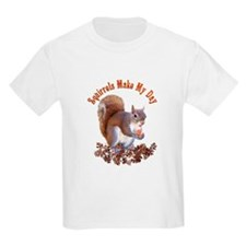 Squirrel Day T-Shirt