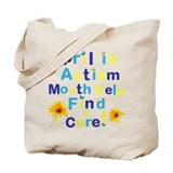 Autism Month Tote Bag