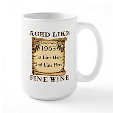 Fine Wine 1965 Mug