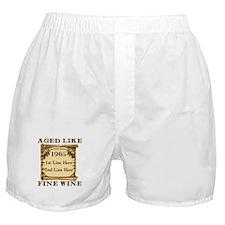 Fine Wine 1965 Boxer Shorts