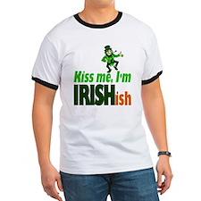 Kiss Me I'm Irish-ish T