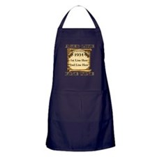 Fine Wine 1934 Apron (dark)