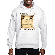 Fine Wine 1934 Hoodie