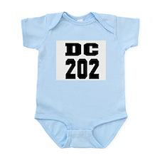 DC 202 Infant Creeper