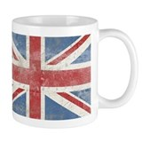Vintage Union Jack Mug