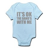 The band's with me Onesie