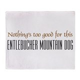 NTG-Entlbucher Mountain Dog Throw Blanket