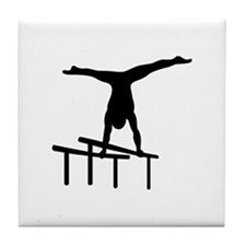 Gymnastics Tile Coaster