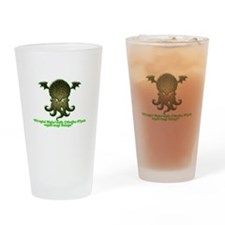 CTHULHU DREAMS Drinking Glass