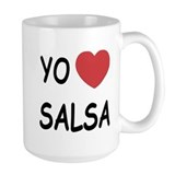 Yo amo salsa Mug