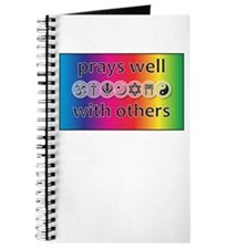 Prays Well With Others Journal