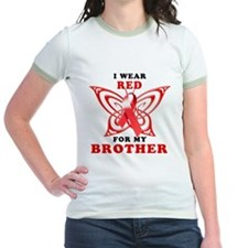 I Wear Red for my Brother T