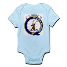Unique Davidson clan Infant Bodysuit