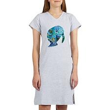 Manatees Endangered Species Women's Nightshirt