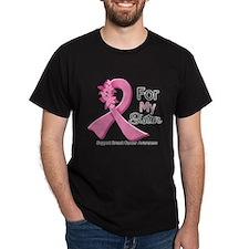 Sister Breast Cancer Ribbon T-Shirt