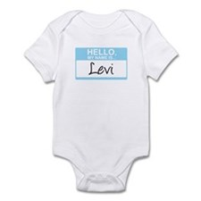 Hello, My Name is Levi - Infant Bodysuit