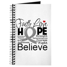 Faith Hope Brain Cancer Journal