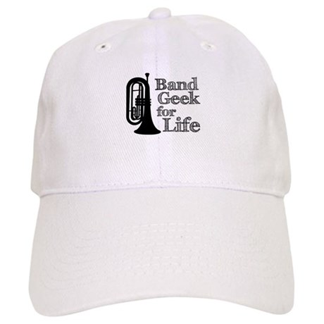 Baritone Band Geek Cap