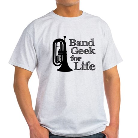 Baritone Band Geek Light T-Shirt