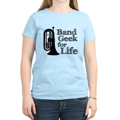 Baritone Band Geek Women's Light T-Shirt