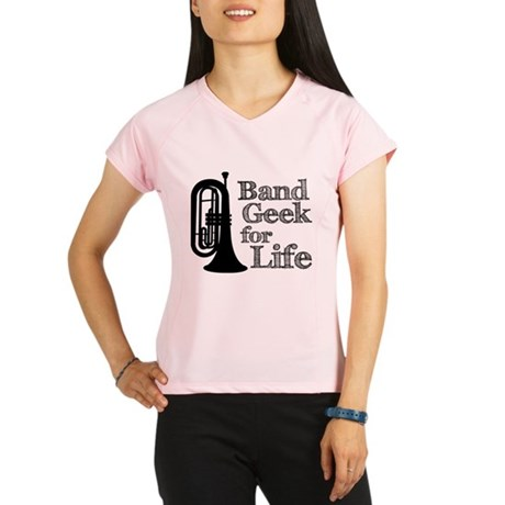 Baritone Band Geek Performance Dry T-Shirt
