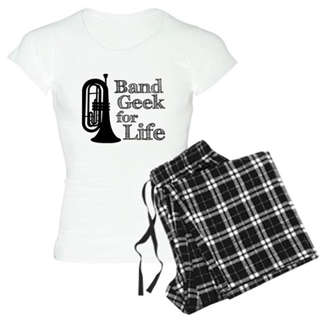 Baritone Band Geek Women's Light Pajamas