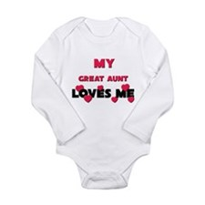 Cute Funny friends family Long Sleeve Infant Bodysuit