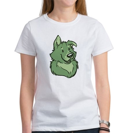 Pickles The Porch Dog Women's T-Shirt