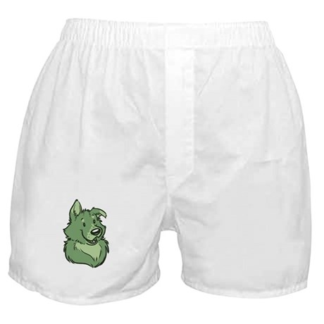 Pickles The Porch Dog Boxer Shorts