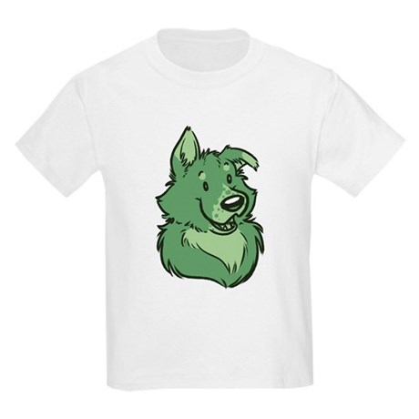 Pickles The Porch Dog Kids Light T-Shirt