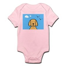 Dilly The Dog Infant Bodysuit