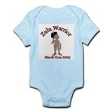 Got Beads? Mardi Gras Infant Bodysuit