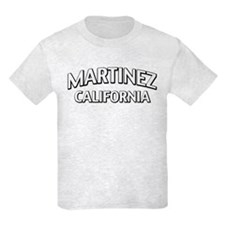 Martinez California T-Shirt