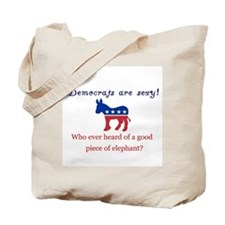 Democrats are Sexy - Original Tote Bag